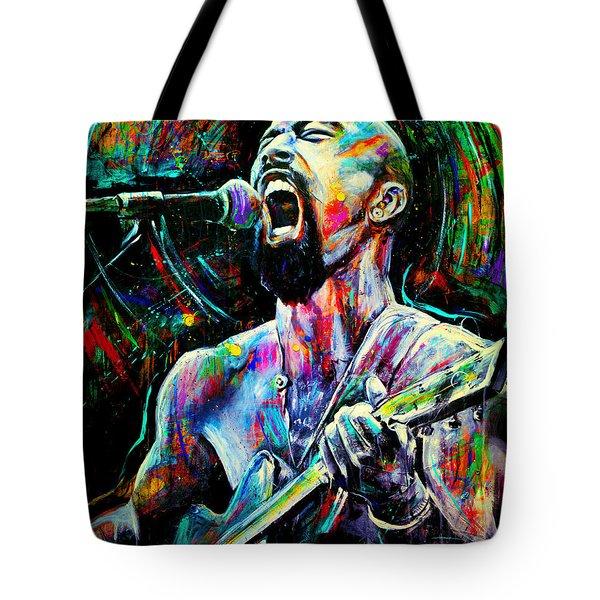 Nahko Tote Bag
