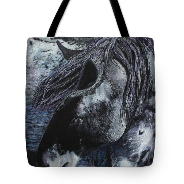 Nahokey Tote Bag by Jeanne Fischer