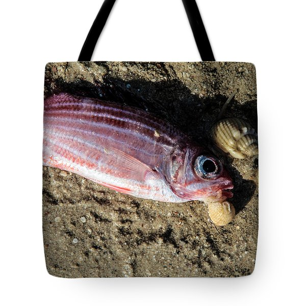 Tote Bag featuring the photograph Nahuli Nila Ako by Jez C Self