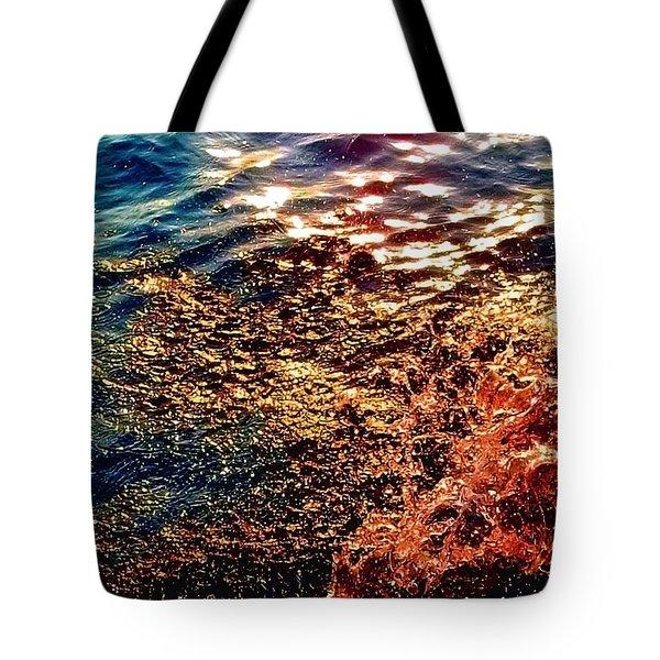 Naiad Spirit Tote Bag