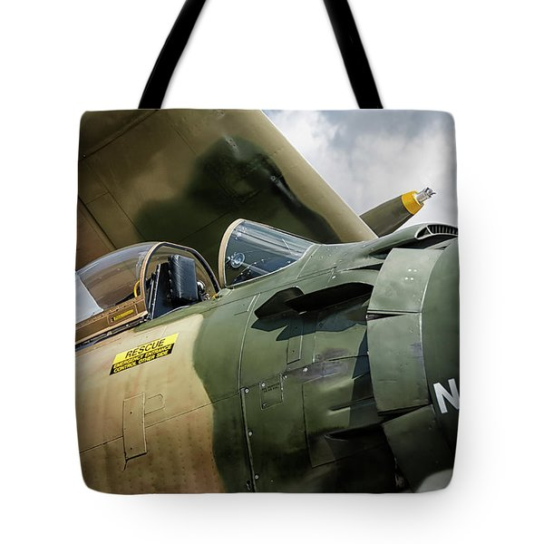 Naked Fanny Tote Bag