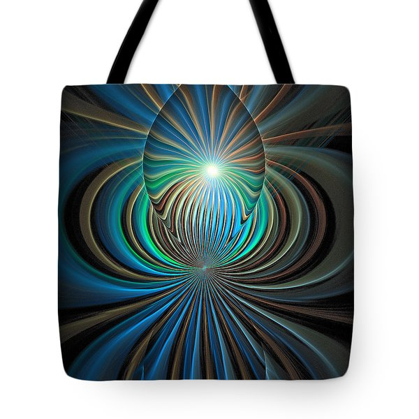 Namaste Tote Bag by Amanda Moore