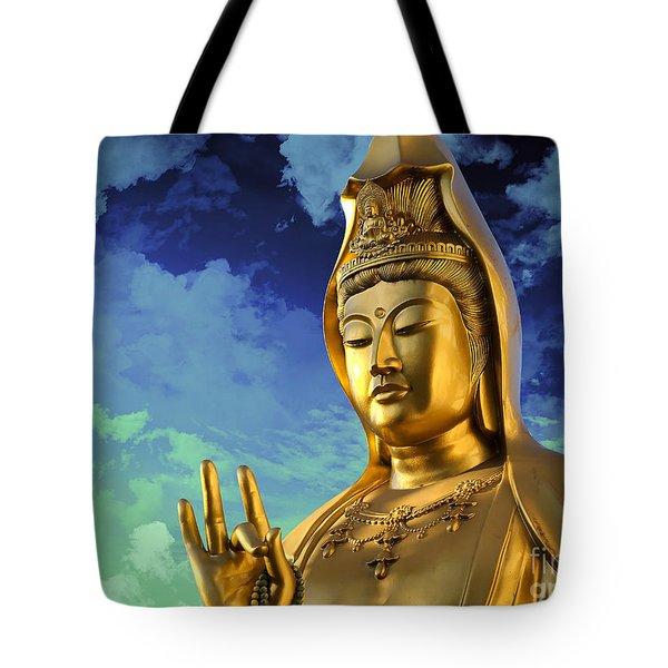 Namo Guan Shi Yin Pusa Tote Bag