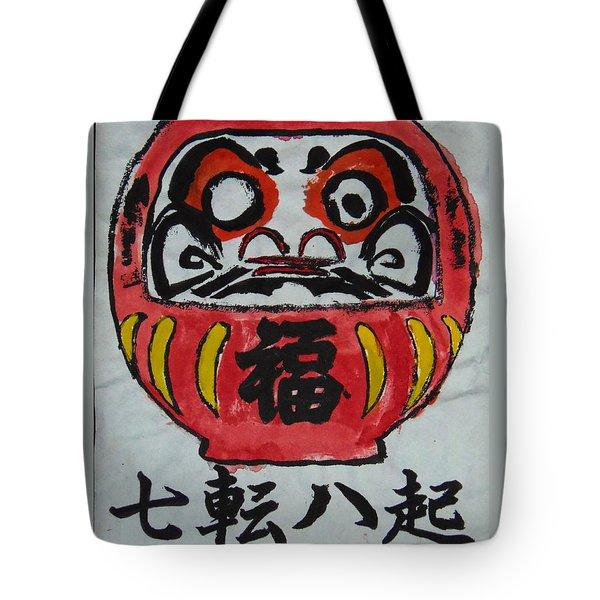 Nana Korobi Ya Oki Tote Bag