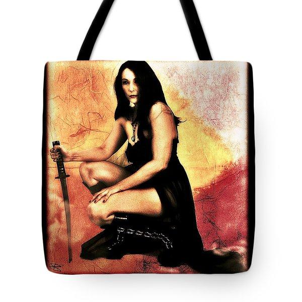 Nancy 3 Tote Bag