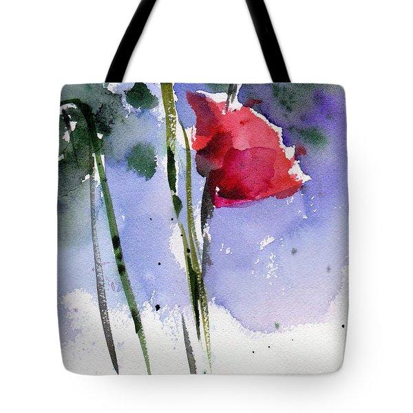 Nancy Jane's Rose Tote Bag