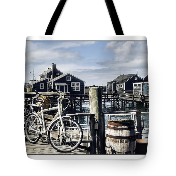 Nantucket Bikes 1 Tote Bag