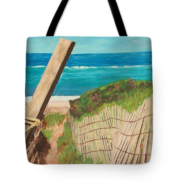 Nantucket Dream Tote Bag