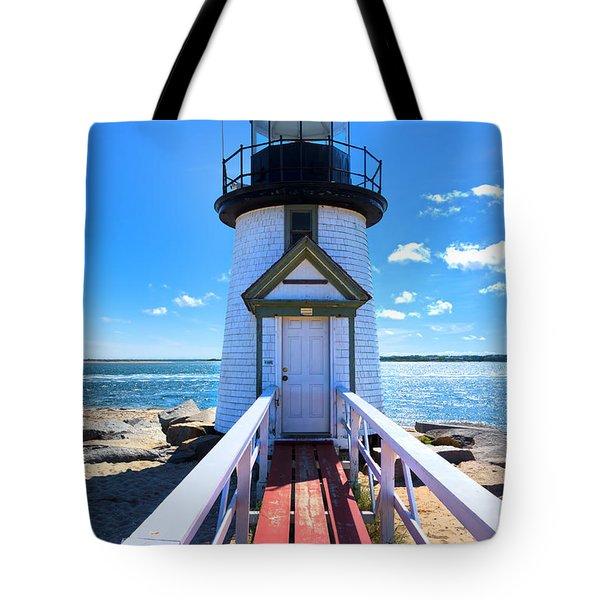 Nantucket Lighthouse - Y3 Tote Bag