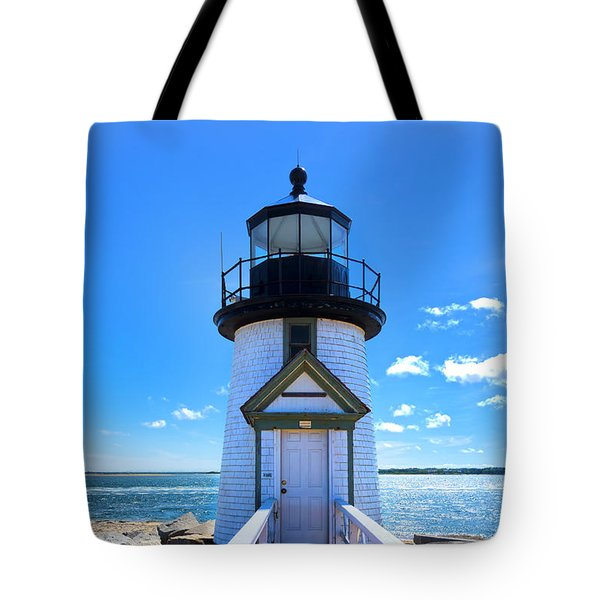 Nantucket Lighthouse - Y3 Tote Bag