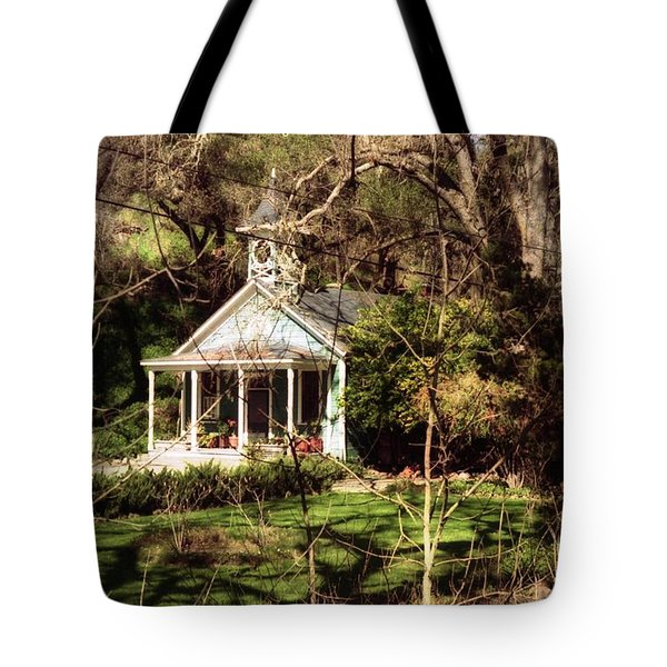 Napa Valley Home Tote Bag
