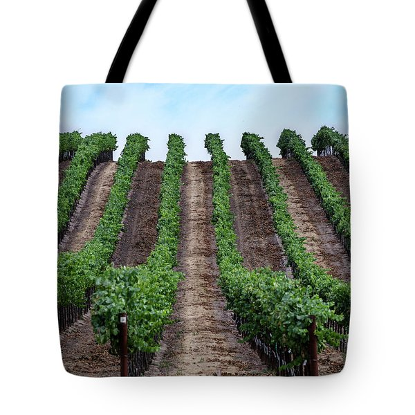 Napa Vineyards Tote Bag