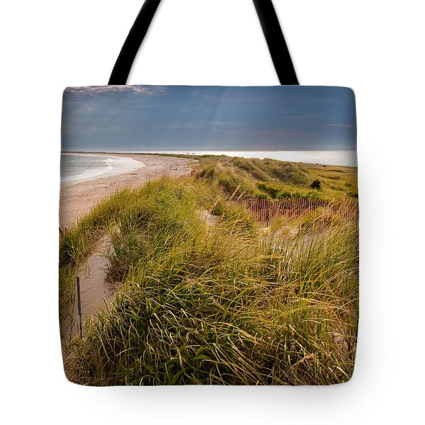 Napatree Point Preserve Tote Bag