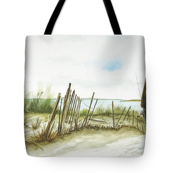 Napatree Point Watch Hill, Ri Tote Bag