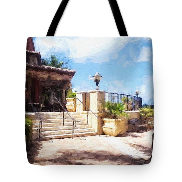 Naples Scenic Places Tote Bag