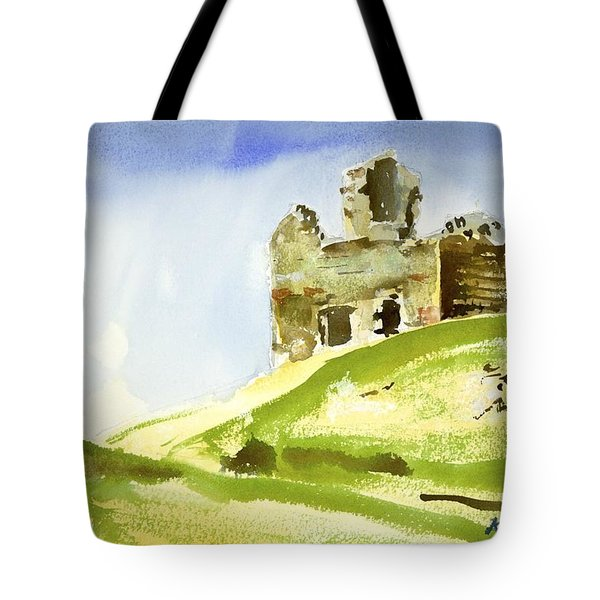 Napoleonic Lookout Tote Bag