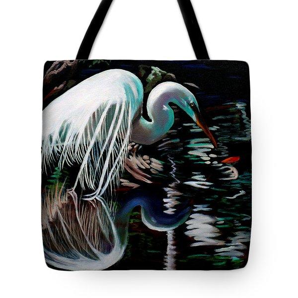 Narcissis Tote Bag