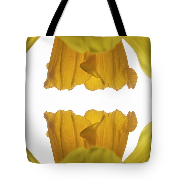 Narcissus Tote Bag by Ana Mireles