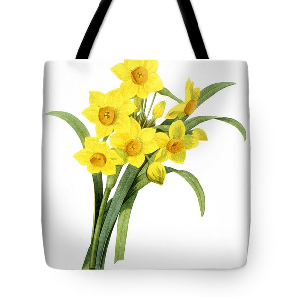 Narcissus (n. Tazetta) Tote Bag by Granger