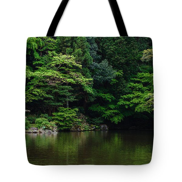 Naritasan Temple  Tote Bag