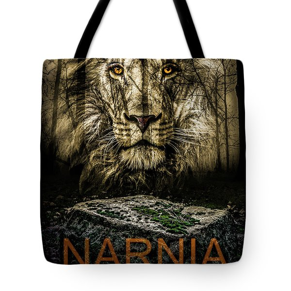 Narnia Lives Tote Bag
