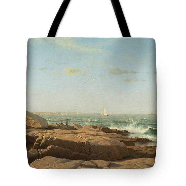 Narragansett Bay Tote Bag