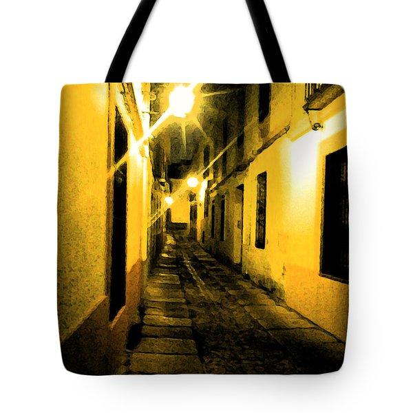 Narrow Tote Bag