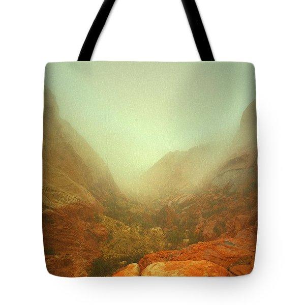 Narrow Out Tote Bag