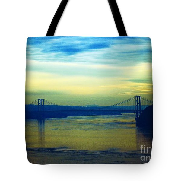 Narrows Tote Bag