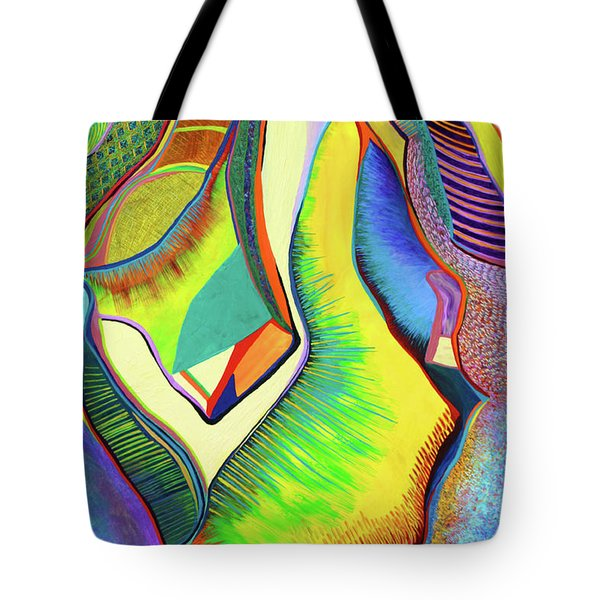 Nascent Bud Tote Bag
