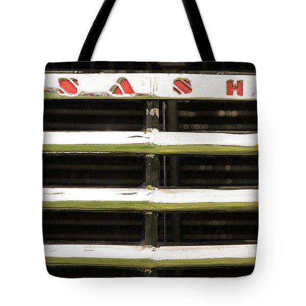 Nash Grill Tote Bag