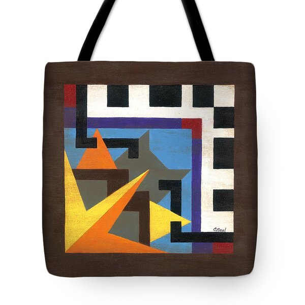 Nashville East Tote Bag