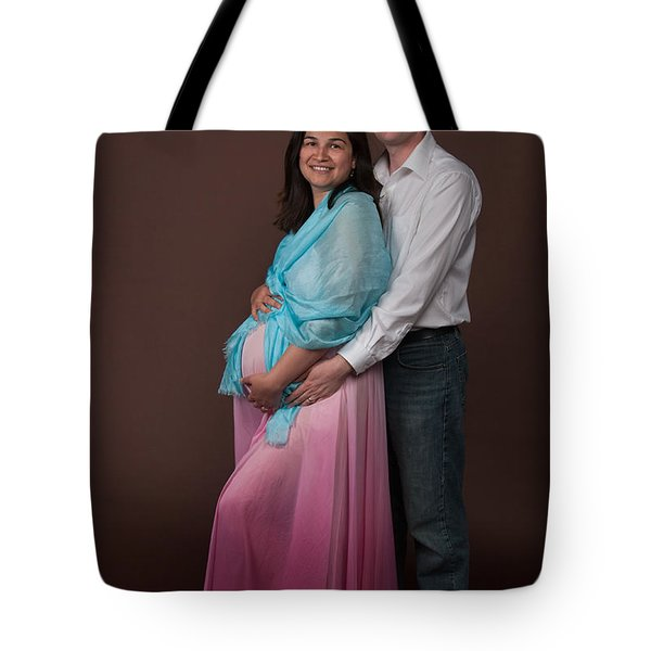 Nasiba And Clinton Tote Bag