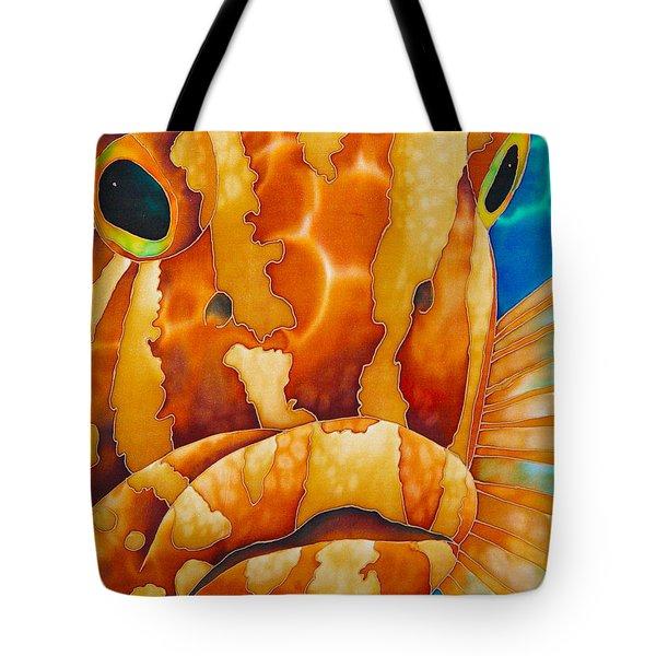 Nassau Grouper  Tote Bag