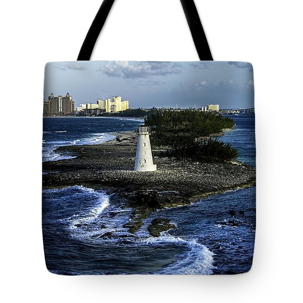 Nassau Light Tote Bag by Gordon Engebretson