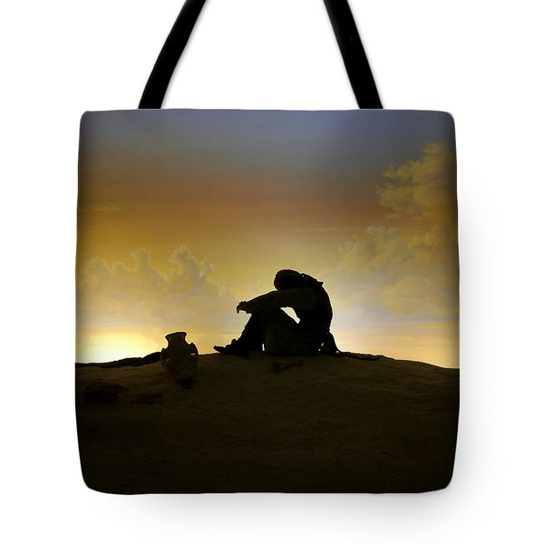 Nassau - Marooned Tote Bag by Richard Reeve