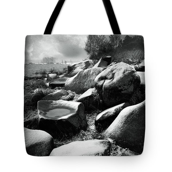 Nasty Weather Tote Bag