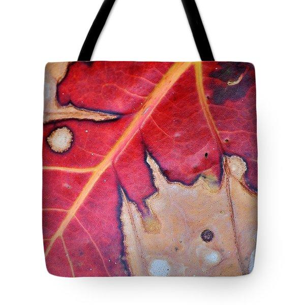 Nat. Abstr. 8 Fc Tote Bag