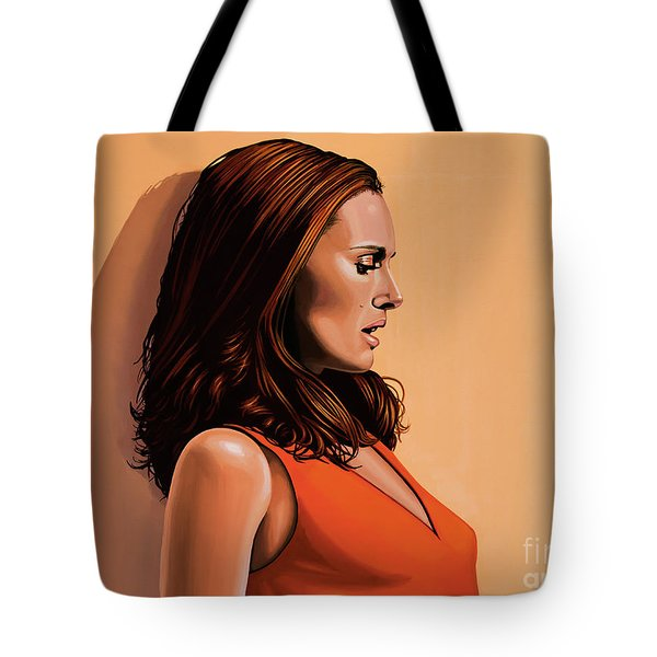 Natalie Portman 2 Tote Bag
