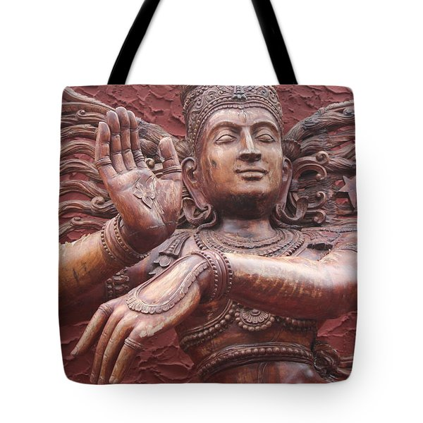 Nataraj, Fort Kochi Tote Bag
