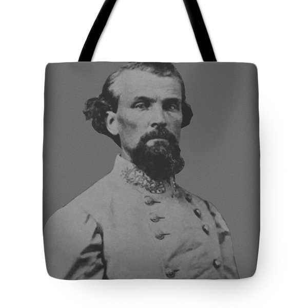 Nathan Bedford Forrest Tote Bag by War Is Hell Store