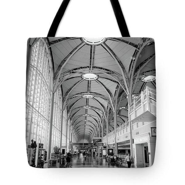 National Airport D C A Tote Bag