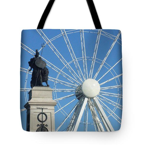 National Armada Memorial Tote Bag