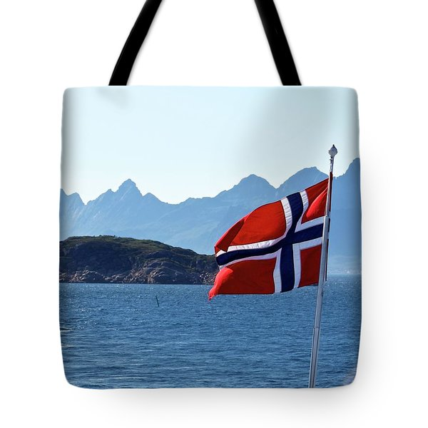 National Day Of Norway In May Tote Bag
