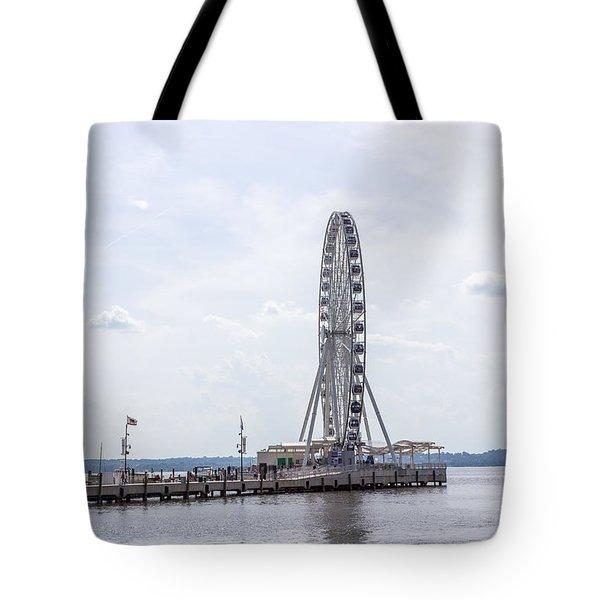 National Harbor Maryland Tote Bag