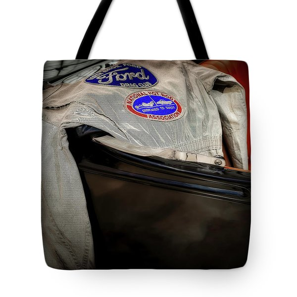 National Hot Rod Tote Bag