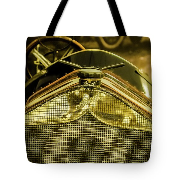 Indy Race Car Museum Tote Bag