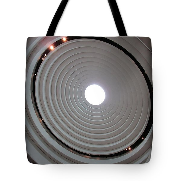 National Museum Of The American Indian 2 Tote Bag by Randall Weidner