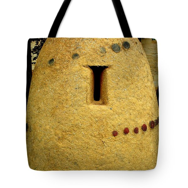 National Museum Of The American Indian 4 Tote Bag by Randall Weidner