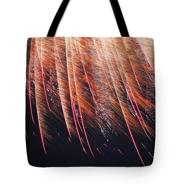 Tote Bag featuring the photograph National Pride Was Earned In The Blood Of Revolution by Carolina Liechtenstein